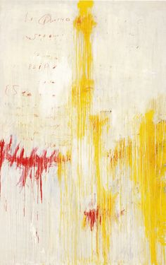 summer - cy twombly