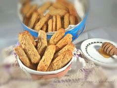 Biscotti integrali al miele, ricetta prima colazione