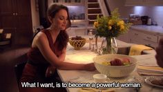 16 Times Blair Waldorf Guided Us Through Life #refinery29 http://www.refinery29.com/blair-waldorf-gossip-girl-quotes#slide-10 Know your goals — and don't let anyone stand in your way.