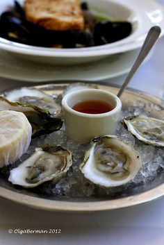 Johhny's Half Shell in DC #oysters #mussels #restaurant