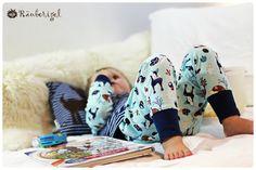 Räuberigel: Zeit fürs Bett