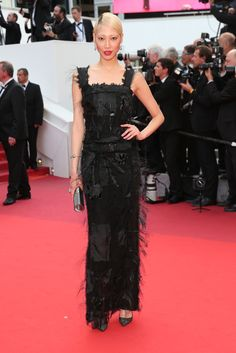 Soo Joo Park: http://www.stylemepretty.com/2016/05/18/cannes-film-festival-red-carpet-fashion/