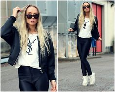 Discopants! (by Joanna Johansson) http://lookbook.nu/look/4201741-Discopants