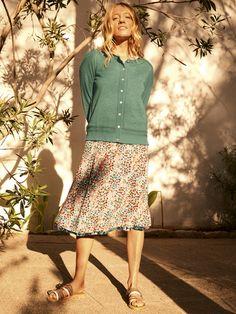 Zapara Reversible Skirt