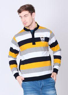 Integriti Men's Shirt #Casual #strips #style #BeUrself #fashion