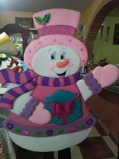 Christmas Stocking Kits, Felt Christmas Stockings, Christmas Clay, Felt Christmas Ornaments, Pink Christmas, Christmas Holidays, Christmas Decorations, Crafts To Make, Crafts For Kids