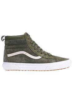 22088e4a30 VANS SK8-Hi MTE - Sneaker - Grün bei PLANET SPORTS online kaufen ✚ Gratis