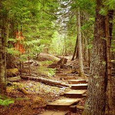 hiking haven...