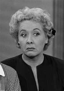 Ethel Mertz  'I Love Lucy'