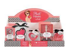 57 Asst Pink Heart Bridal Shower Bachelorette Sweet 16 Birthday Party Favor Gift