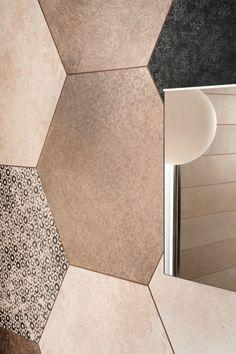 Heritage - Decorating shabby chic: ceramic floors | Mirage