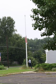 #mountlaurel_nj #americanflag #911rememberance Mount Laurel, American Flag, Acre, Mornings