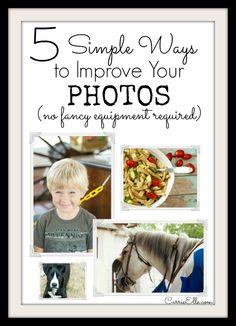 Improve Your Photos