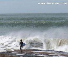 Punta del Diablo, departamento de Rocha, Uruguay |Portal : Galería de Fotos Montevideo, South America, Surf, To Go, Places To Visit, Ocean, River, Adventure, Country