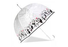 Parapluie Cloche transparent