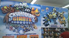 skylanders giants out today