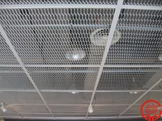 expanded metal ceiling - Google Search