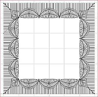 The Quilter's Quilter :: Digital Quilting Patterns :: Swag Skeleton Border Sets