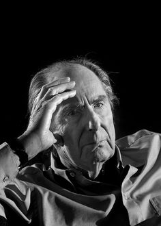 No Longer Writing, Philip Roth Still Has Plenty to Say - The New York Times