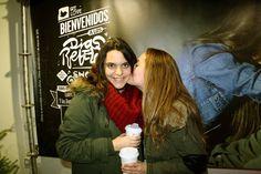 Así disfrutaron los #ShockLovers de San Valentín y de su Martín Nougattine www.valencianashock.com www.estoyenshock.com