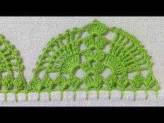 Crochet Collar Pattern, Crochet Blanket Border, Crochet Keychain Pattern, Free Crochet Doily Patterns, Crochet Lace Edging, Crochet Bedspread, Crochet Circles, Crochet Stitches, Filet Crochet