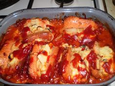 Bon Appetit, Lasagna, Meat, Chicken, Cooking, Ethnic Recipes, Czech Recipes, Kitchen, Brewing