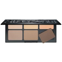 KVD Vegan Beauty - Shade + Light Refillable Face Contour Palette - Shop Kat Von D's Shade + Light Refillable Face Contour Palette. Explore more of Kat Von D's col - Contour Kit Best, Contour Brush, Contour Makeup, Eye Makeup, Kat Von D Contour, Makeup Tips, Makeup Ideas, Contour Face, Makeup Brands