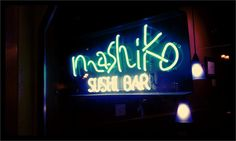Mashiko. The menu is diverse and exciting, but take a risk and just go for the Umi, a pre-fixed menu that the chef builds for you. Some of the best Japanese cuisine I've had...anywhere....ever. West Seattle.