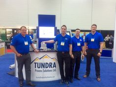 Today we're at ISA in Edmonton. Come visit us at booth 1031! From 3-5 pm we are hosting the networking happy hour. The first 100 drinks are on Tundra. Visit our booth for your ticket! The lounge is is halls F and G.