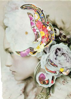 A Montage of Photographic Florals   Ben Giles, Ashkan Honarvar & Valeria Alevra | inspiration