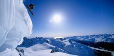 Heli-skiing: The powder and the glory