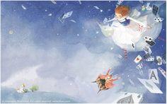 Alice in Wonderland: by Kim MinJi