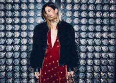 look do dia: veludo / outfit of the day: velvet / camila coutinho