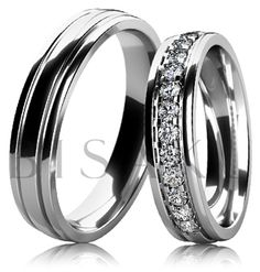 Snubní prsteny Bisaku Design DB6-5