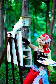 リルム・アローニィ - tsukikage yayoi(弥生) Relm Arrowny Cosplay Photo - WorldCosplay