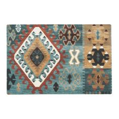 "Title : 3704, Tribal, Geometric, Chisholm Placemat  Description : Tribal-Geometric-Ethnic Patterns, include Stripes, Arrows, Triangles, Animal-Drawings, ""Woodland-Animals, Floral, Cross, Circles, Plus Signs, Broken Checks, Abstract, ""Spiritual-Inspired"", ""Sacred-Geometric-Shapes, ""Symbolic-Shapes, Feathers, Mystique, Spirits, ""Indian-Language-Symbols"", ""Native-American Symbols"", ""Native-American-Pottery-Designs"",  Product Description : check out our sire for full description"