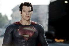 FIRST LOOK: Henry Cavill in Batman v Superman: Dawn of Justice!