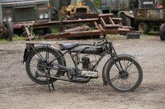 1929 Triumph 494cc Model P