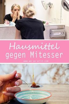 Hausmittel gegen Mitesser: 12 effektive Wunderwaffen bei verstopften Poren Do you want to get rid of your blackheads? With these home remedies you can remove blackheads and they also care for your skin. # home remedies Natural Cough Remedies, Cold Remedies, Herbal Remedies, Clogged Pores, Blackhead Remedies, Blackhead Remover, Herbal Store, Home Remedies For Pimples, Natural Remedies