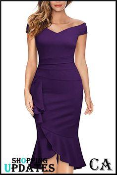 Tight Dresses, Formal Dresses, Evening Cocktail, Muslim Fashion, Ruffle Dress, Evening Dresses, Party Dress, Fashion Dresses, Mary