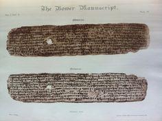 Part 1 leaf 4 Plate IV manuscript