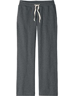 Simplify Pants In Stretch Terry from #HannaAndersson.