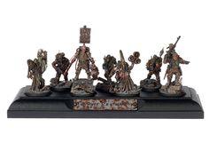 U.K. 2010 - Escouade Warhammer 40,000 - Demon Winner, le site non officiel du Golden Demon