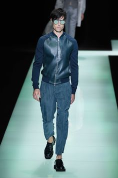 Emporio Armani SpringSummer 2016 Collection - Milan Fashion Week - DerriusPierreCom (16)