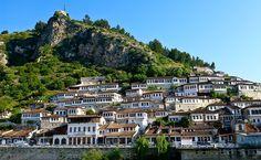 Berat, city of the thousand windows