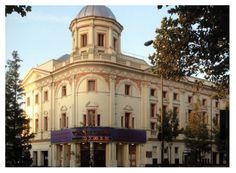 Coronet Notting Hill Gate Cinema. £3.50 tickets Monday/Tuesday