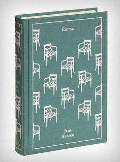 *Wish List*  Fabric Bound Novel: Emma by Jane Austen