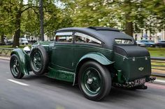Bentley Blue Train - Bentley Motors announce the legendary car, the Bentley Blue…