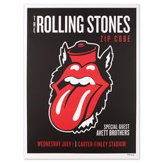 The Rolling Stones - ZIP Code Tour - Raleigh - US
