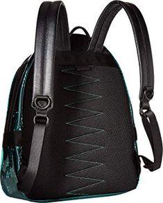 821636af7c PUMA Women s Puma x Fenty by Rihanna Clear Backpack Bay Puma Black One Size